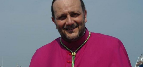 Monsignor Tommaso Valentinetti