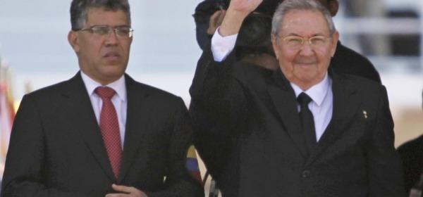 Nicolas Maduro e Raul Castro