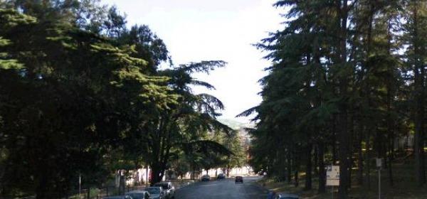 Viale Gran Sasso - L'Aquila