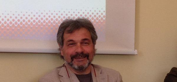 Giovanni Pagliari in conferenza stampa