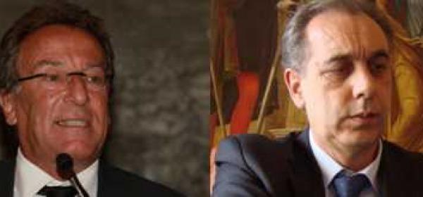Giovanni Legnini e Giovanni Lolli