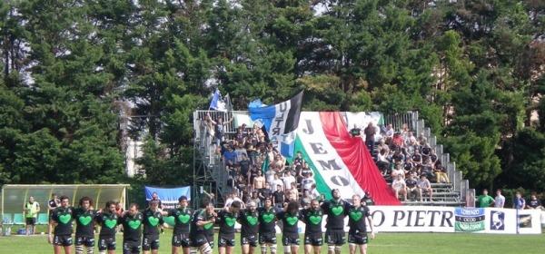 Crociati Parma - L'Aquila Rugby