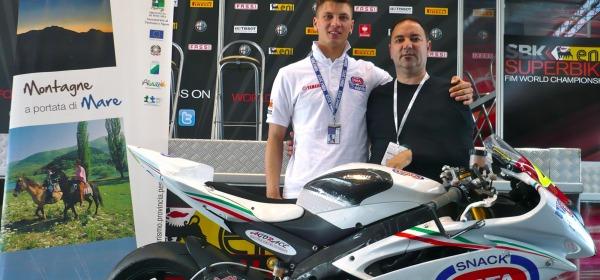 Federico D'Annunzio e Aurelio Cilli