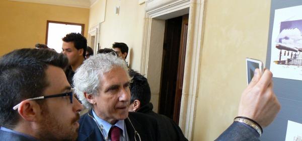 Luca Di Giacomantonio e Corradino Mineo