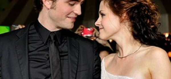 Robert Pattinson e Kristen Stewart