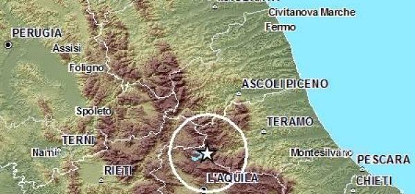 terremoto Monti della LAga