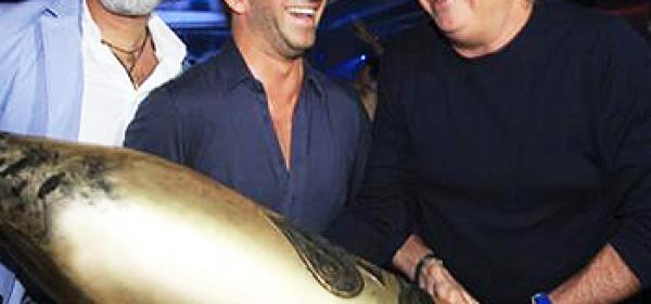 Flavio Briatore Champagne