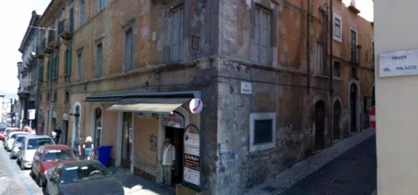 Il bar del Tribunale - foto Google Street View