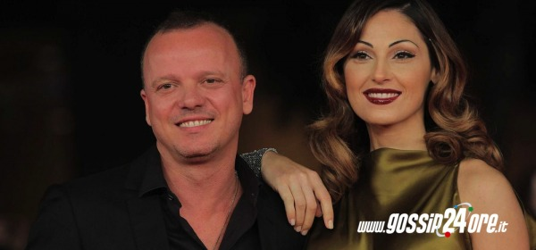 Gigi D'alessi e  Anna Tatangelo