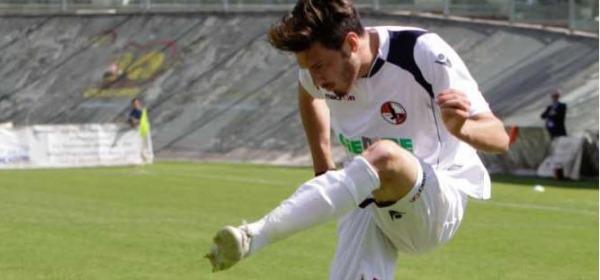 Giacomo Ligorio in azione (foto tratta dal profilo fb del giocatore)