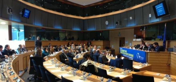 Parlamento Europeo - foto Luca Di Giacomantonio