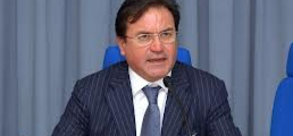 Mauro Febbo, assessore regionale