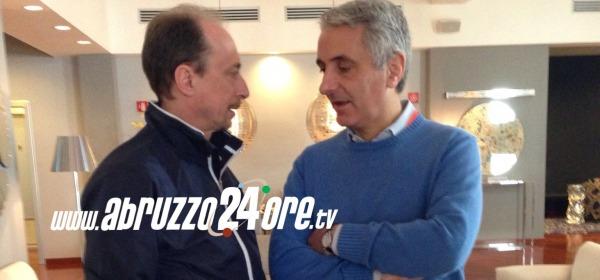 Giorgio De Matteis e Gaetano Quagliariello