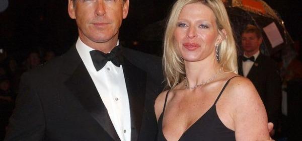 Pierce Brosnan e la figlia Charlotte