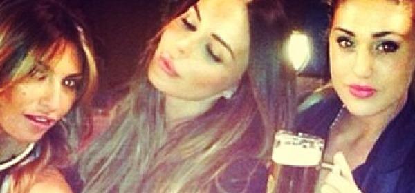 Rosy Dilettuso-Nina Moric-Cecilia Rodriguez