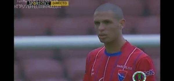 L'attaccante brasiliano Ramazotti