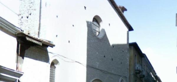 Oratorio San Giuseppe dei Minimi prima del sisma