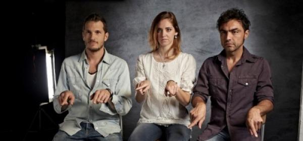 Alvin, Marco Ligabue e Chiara Ferragni