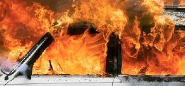 auto in fiamme, repertorio