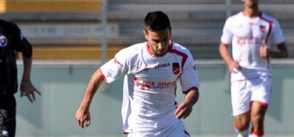 Mirko Petrella (foto tratta dal sito ufficiale del Teramo)