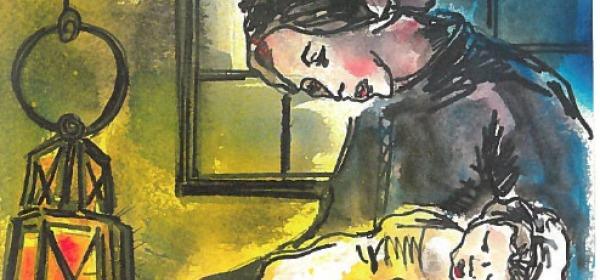 illustrazione di Maurizio Capitani