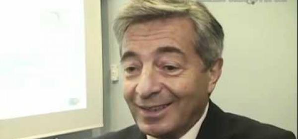 Luciano Ardingo in una intervista di abruzzo24ore.tv