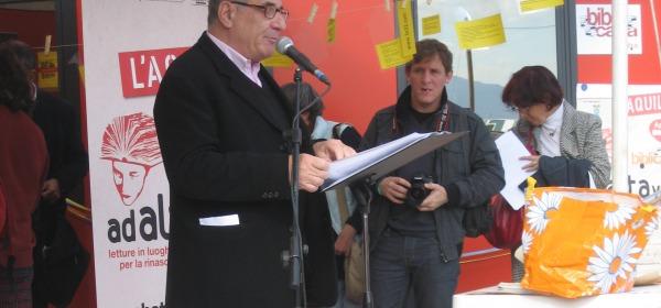 Vincenzo Cerami alla Bibliocasa - Ottobre 2010