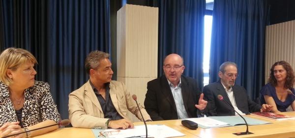 """presentazione 64esima edizione """"Premio Michetti"""""""