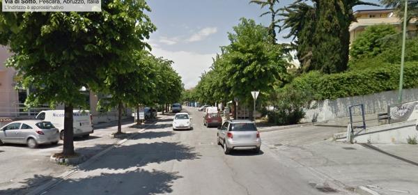 Pescara Colli, via di Sotto