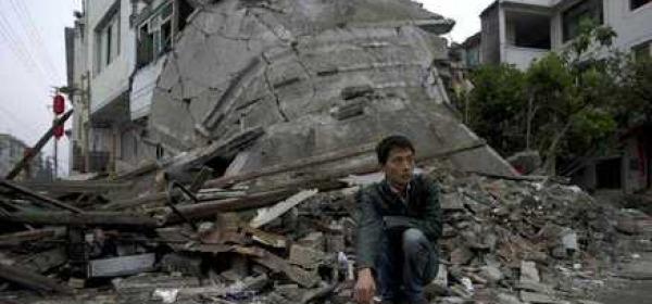 Terremoto Cina