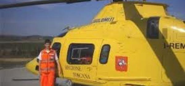 Elicottero 118 - foto di repertorio