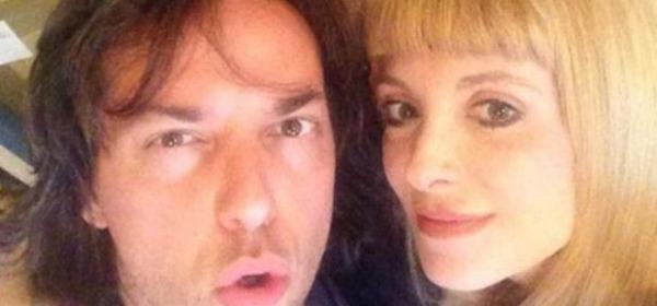 Anna Laura Millacci e Massimo Di Cataldo