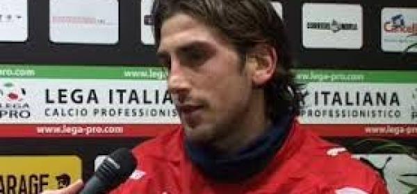 Pietro Balistreri ai tempi del Perugia (foto Agenzia Stampa Italia)