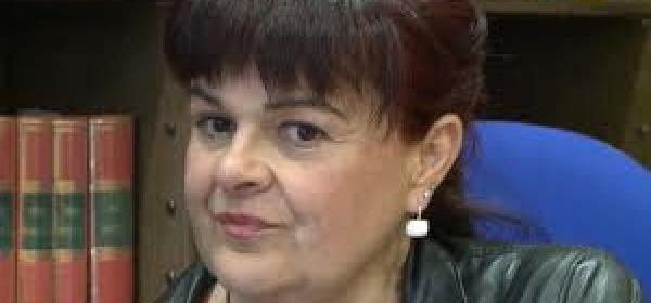 La senatrice Pd Stefania Pezzopane