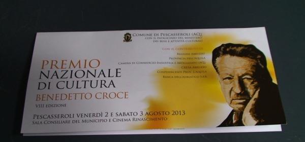 Premio Benedetto Croce