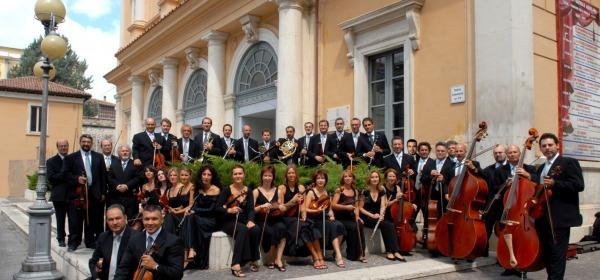 l'orchestra sinfonica abruzzese
