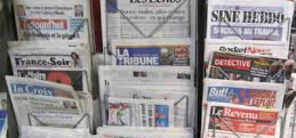 rivendita giornali