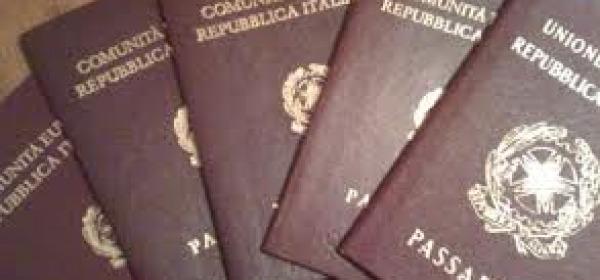 passaporti italiani