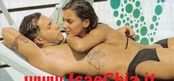 Marco Carta e Valentina Tarsitano