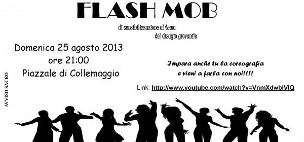 Flash Mob Curia L'Aquila
