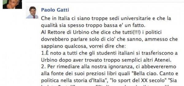 Paolo Gatti e Gianni Chiodi