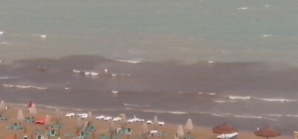 Foto del mare Montesilvano - Il Veliero scattata il 20 agosto