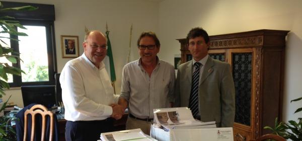 Antonio Del Corvo, Fabio Camilli, Leonardo Gattuso