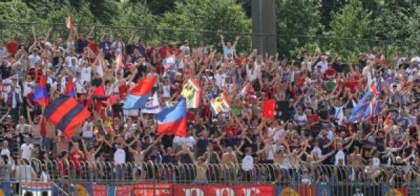 Ultras L'Aquila a Prato. Da quest' anno di nuovo in trasferta