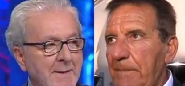 Ghirelli e Macalli, dg e presidente della Lega Pro