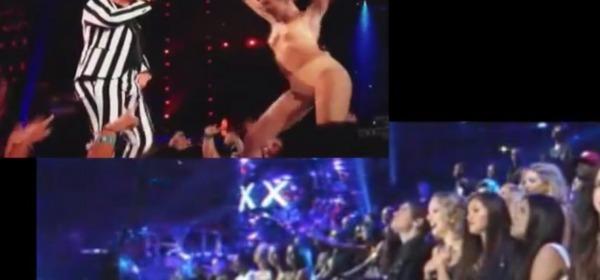 Miley Cyrus agli MTV VMA 2013