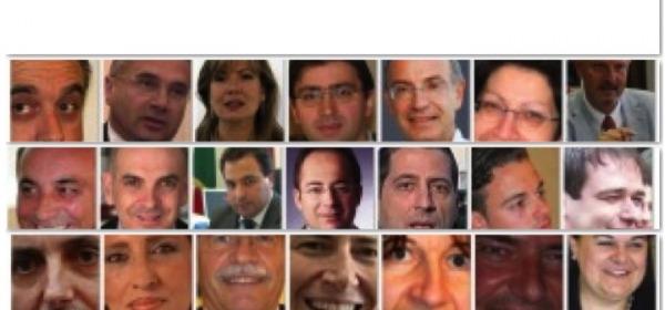 Onorevoli e Senatori Abruzzo 2013
