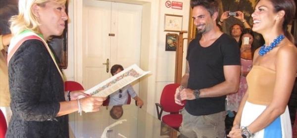 Nozze Bianca Guaccero e Dario Acocella