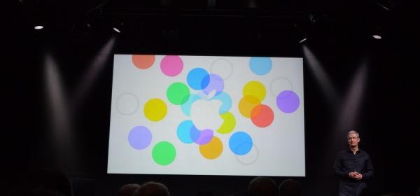 Evento Apple Keynote