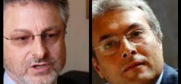 Alfredo Moroni e Gianni Chiodi